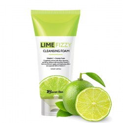 penka-dlya-umyvaniya-secretskin-lime-fizzy-cleansing-foam-120ml